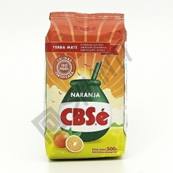 Čaj Yerba Mate CBSé Naranja 500 g