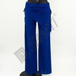 Kalhoty na orientální tanec Kartek L Modrá