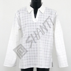 Košile kurta Alex L bílá 03