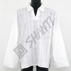 Košile kurta Alex M bílá 09