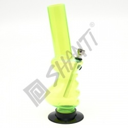 Bong acrylic Grab 25 cm zelená