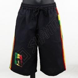 Bermudy pánské Rasta Bob Marley XL