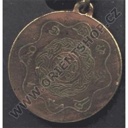 Amulet Symbol 01 Serpentina souhvězdí