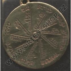 Amulet Symbol 11 Starohebrejský amulet