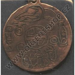 Amulet Symbol 02 Korejská mince štěstí