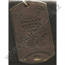 Amulet Symbol 03 Astrologický talisman