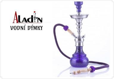 Vodní dýmky Aladin