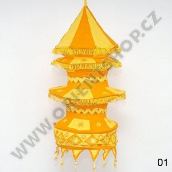 Lampion stínidlo Pagoda I.