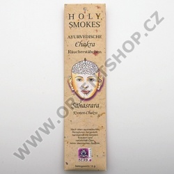 Čakrové tyčinky Holy Smokes Chakra 7 Sahasrara