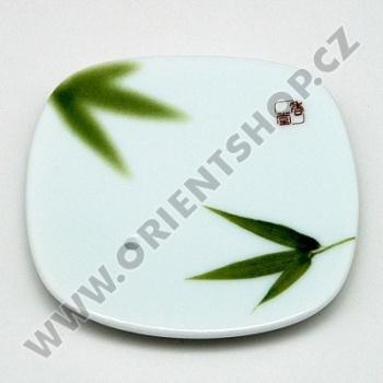 Stojánek na vonné tyčinky Yume-no-Yume Bamboo Leaf
