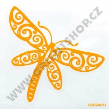 Harmony Decals Dragonfly