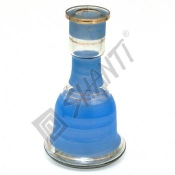 Váza pro vodní dýmky Top Mark Heket 26 cm modrá