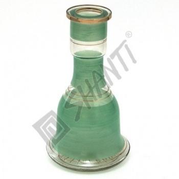 Váza pro vodní dýmky Top Mark Heket 26 cm zelená