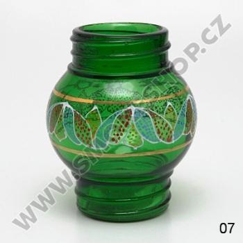 Váza pro vodní dýmky Top Mark Tima 15 cm zelená