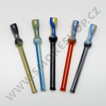 Skleněnka barevná Joint 10 cm