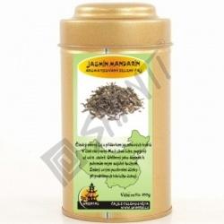 Čaj aromatizovaný Jasmín mandarín 75 g dóza