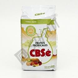 Čaj Yerba Mate CBSé Tropické ovoce 500 g