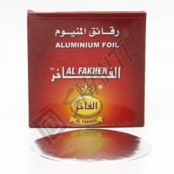 Fólie na korunku pro vodní dýmky Al Fakher 35 ks
