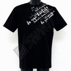 Tričko Do You Hookah v2 krátký rukáv XXL černá