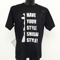 Tričko Have Your Style černá L