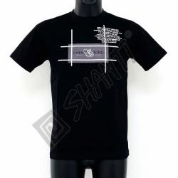 Tričko Hookah Story krátký rukáv XXL černá
