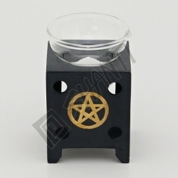 Aromalampa mastek Pentagram