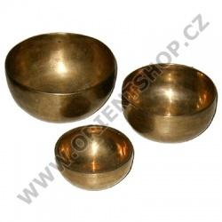 Tibetské mísy hmotnost nad 501 g, cena za 1 gram