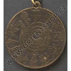 Amulet Symbol 08 Asyrský lunární kámen