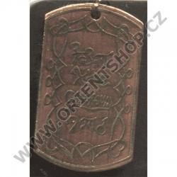 Amulet Symbol 28 Anagram lásky