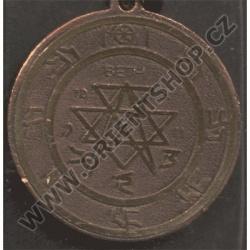 Amulet Symbol 29 Kabalistický znak