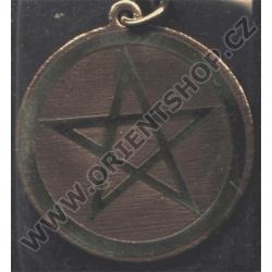 Amulet Symbol 31 Pentagram Moci světla