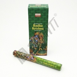 Indické vonné tyčinky Darshan Radha Krishna