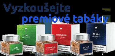 Tabáky do vodních dýmek - Medite